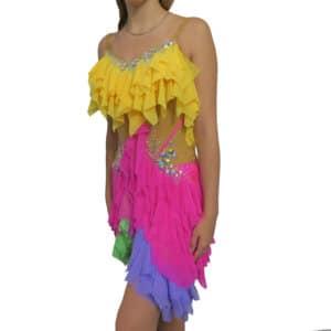 Платье Самба (рост 160-170 см)
