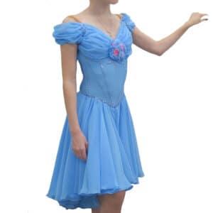 Платье Золушка (рост 150- 160 см)