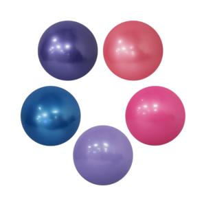 Мяч INDIGO  Металлик 15 см