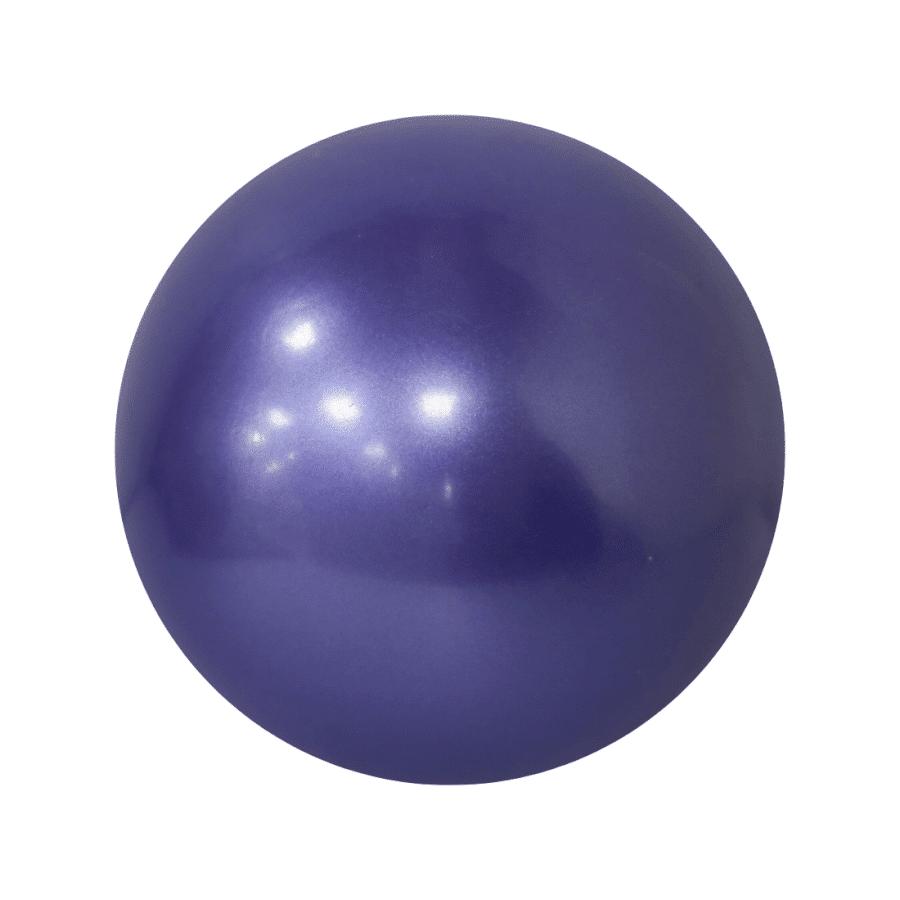 Мяч INDIGO  Металлик 15 см ФИОЛЕТОВЫЙ